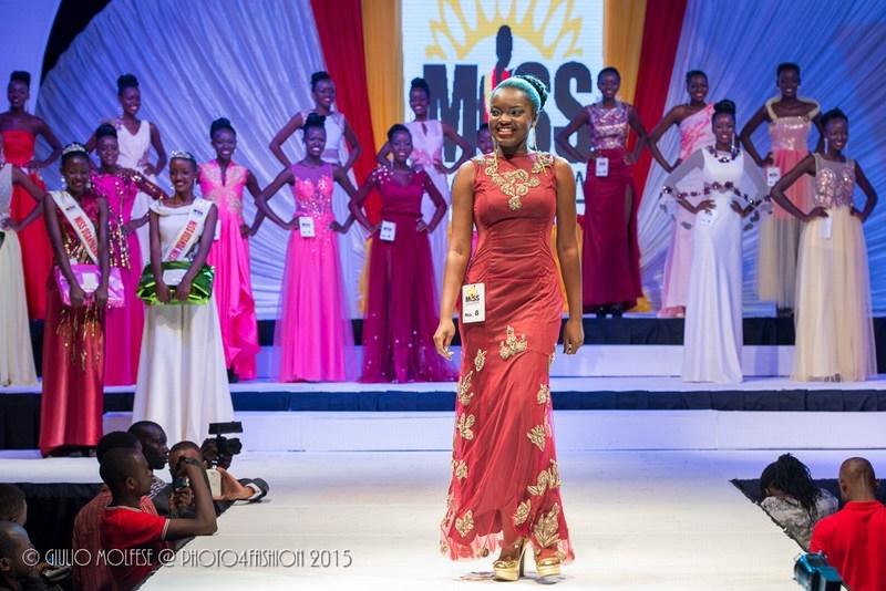 Photo: Leah Kagasa wins Miss Uganda 2016/2017